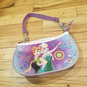 Girls disney frozen bag